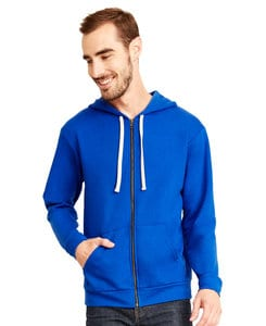 Next Level NL9602 - Unisex Fleece Zip Hood