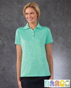 Paragon SM0131 - Ladies Performance Striated Polo