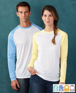 Paragon SM0215 - Adult Long Sleeve Performance Raglan