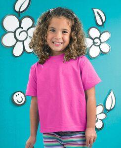 Rabbit Skins LA330T - Remera Jersey para niños