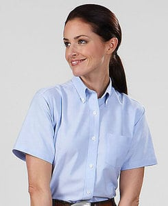 VanHeusen V0003 - Ladies Short Sleeve Oxford