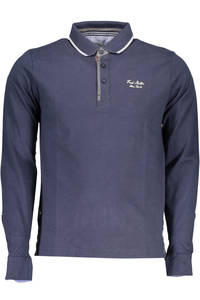 FRED MELLO FM18W04QU - Polo Shirt Long Sleeves Men