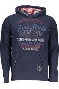 FRED MELLO FM18W10FC - Sweatshirt  with no zip Men