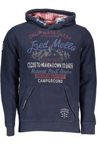 FRED MELLO FM18W10FC - Sweatshirt ohne Reißverschluss  Mann