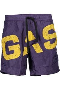 GAS GABM01LETTERS AB20 - COSTUME PARTE SOTTO Uomo