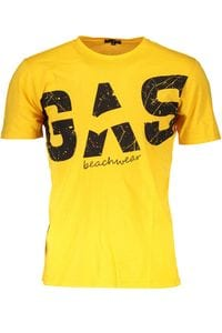 GAS GATS01LETTERS AB30 - T-shirt Short sleeves Men