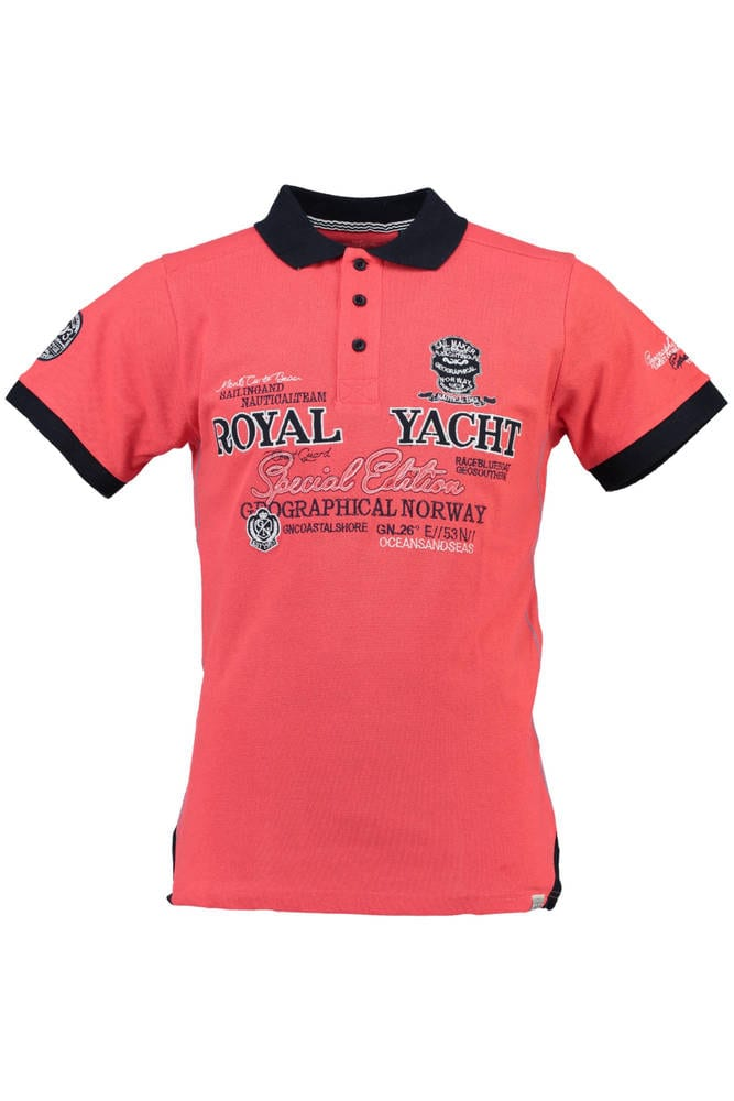 GEOGRAPHICAL NORWAY KERLAZ - Polo Shirt Short sleeves Men