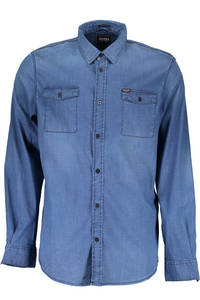 GUESS JEANS M73H03D2CV4 - Shirt Long Sleeves Men