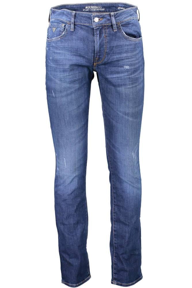 GUESS JEANS M74AN2D2RH0 - Jeans Denim Men