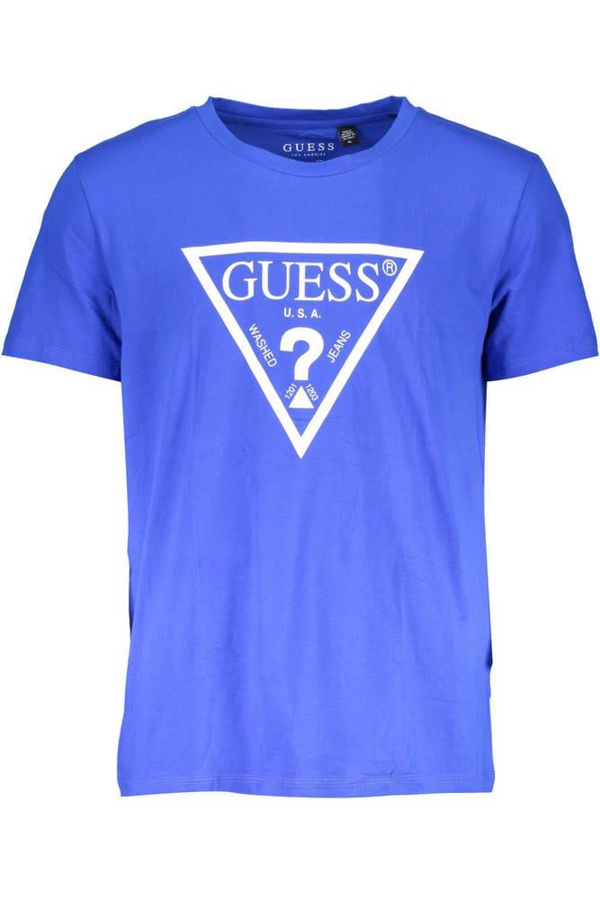 GUESS JEANS U94M09JR00A - T-shirt Short sleeves Men