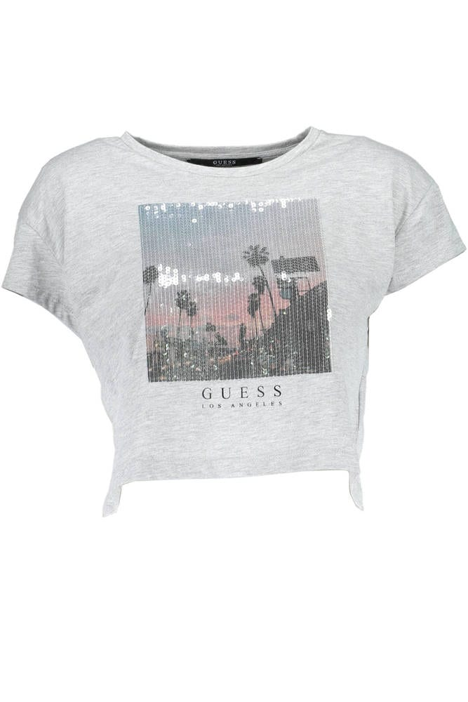 GUESS JEANS W82I0OK79R0 - T-shirt short sleeves Women