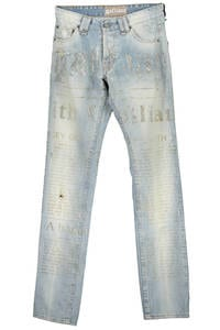 JOHN GALLIANO 32 XR20B0 67934 1XYE - Jeans Denim Men