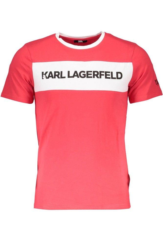 KARL LAGERFELD BEACHWEAR KL18TS02 - T-shirt Short sleeves Men