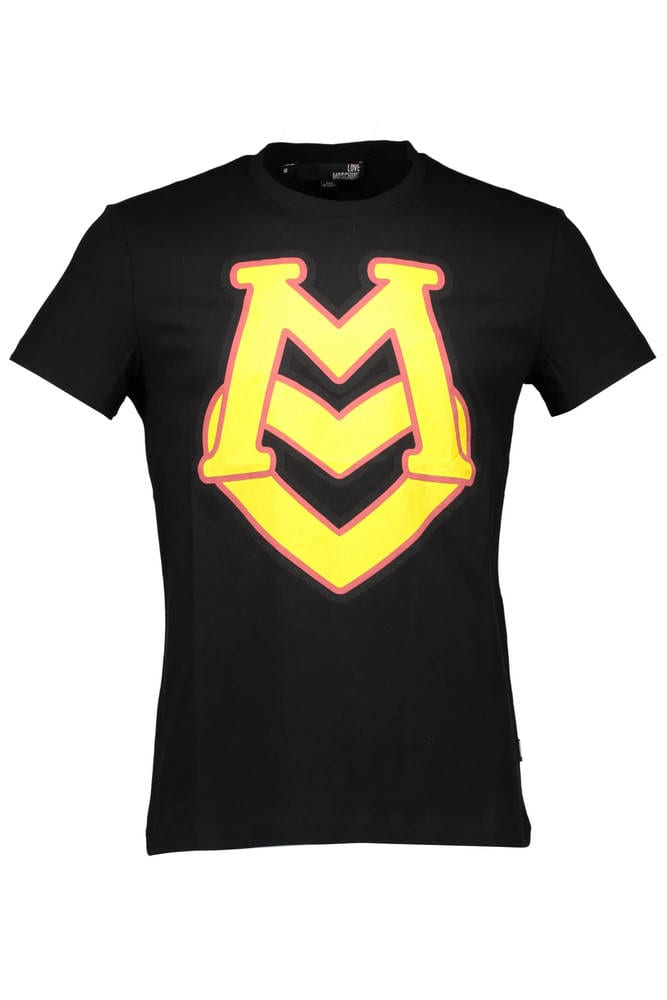 LOVE MOSCHINO M 4 677 01 M 3526 - Camiseta con las mangas cortas  Hombre