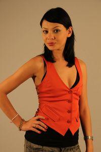 PATRIZIA PEPE 2C0667/T1837 - Gilet  Femme