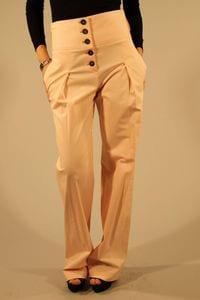 PATRIZIA PEPE 2P0382/T1590 - Trousers Women
