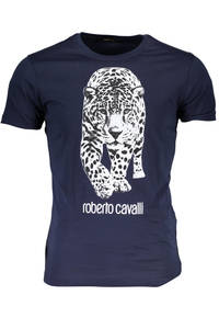 ROBERTO CAVALLI FST653 - T-shirt Short sleeves Men