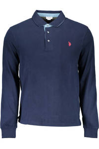 U.S. POLO ASSN. 52419 47773 - Polo Shirt Long Sleeves Men