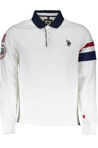 U.S. POLO ASSN. 52425 47773 - Polo Shirt Long Sleeves Men