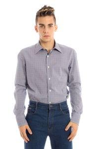 VALENTINO CVY80EE4-VCY303 - Shirt Long Sleeves Men