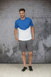 Lemon & Soda LEM6100 - T-shirt Contrast Sport SS for him