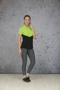 Lemon & Soda LEM6200 - Polo Contrast Sport SS for her