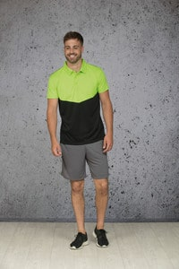 Lemon & Soda LEM6300 - Polo Contrast Sport SS for him