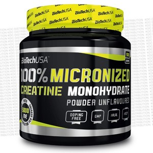 Biotech USA - 100% CREATINE 1000g