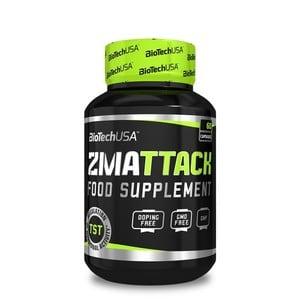Biotech USA - ZMATTACK 60 caps