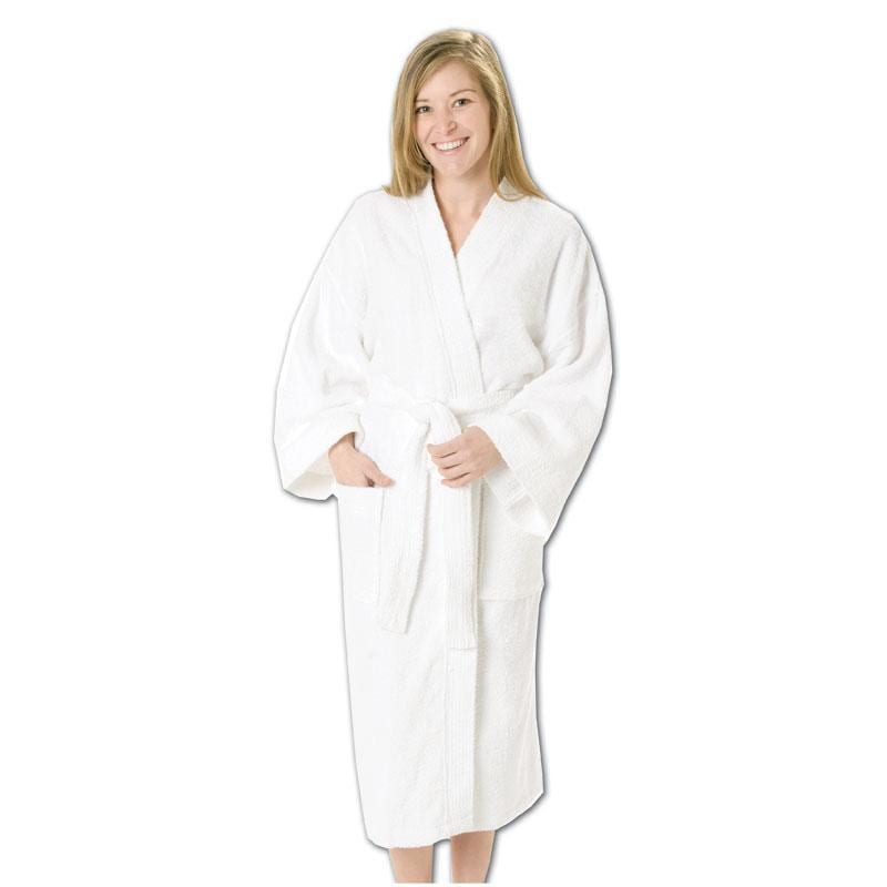 Q-Tees BR80 - Terry Loop Bath Robes
