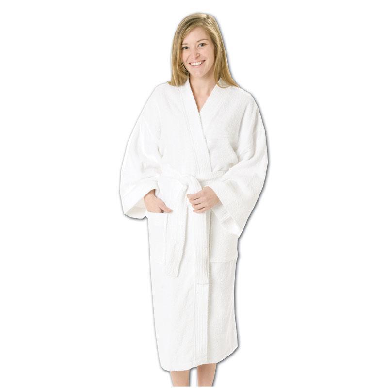 Q-Tees BR80 - Terry Loop Bath Robes