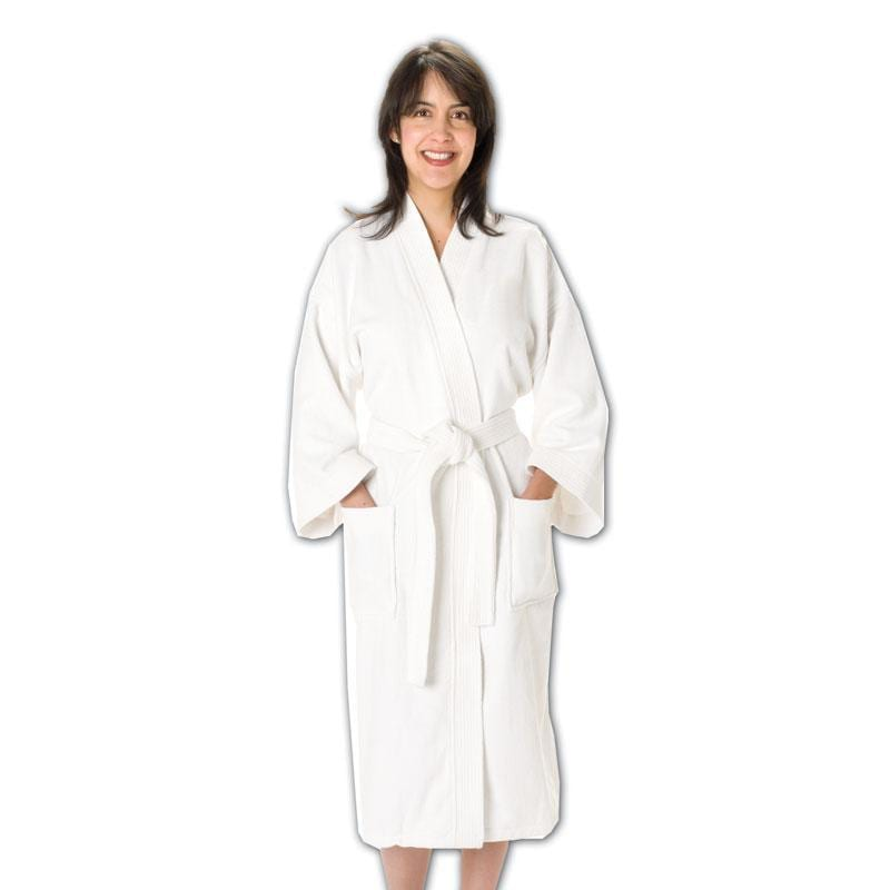 Q-Tees BR90 - Velour Luxurious Bath Robes