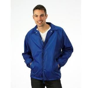 Q-Tees P201 - Lined Coachs Jacket - Adult