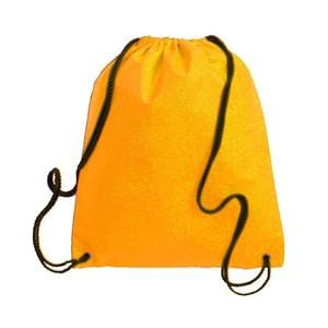Q-Tees Q1235 - Non Woven Drawstring Backpack