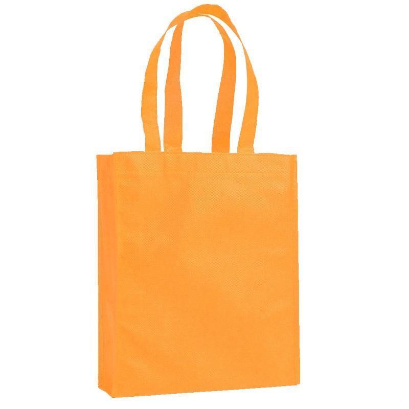 Q-Tees Q1236 - Small Shopper Bag