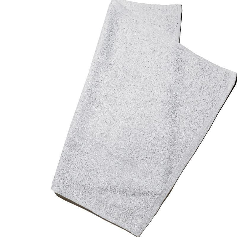 """Q-Tees Q1518 - White Rally Towel 16"""""""