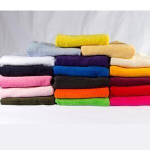 Q-Tees T300 - Deluxe Hand Towel Hemme