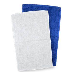Q-Tees T600 - Fingertip Towel Hemmed
