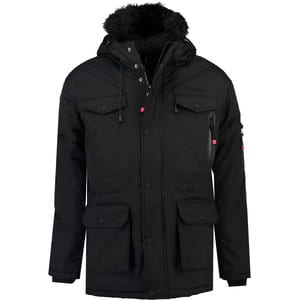 Geographical Norway - ALCALINE MEN BLACK STV 041