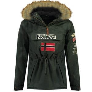 Geographical Norway - BARMAN MEN D-GREY 068 STV