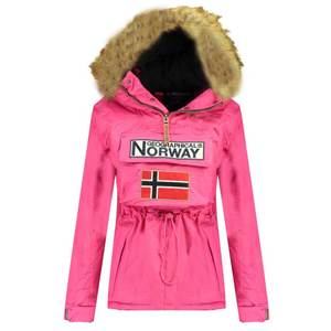 Geographical Norway - BRIDGET  LADY FUSHIA  068 STV