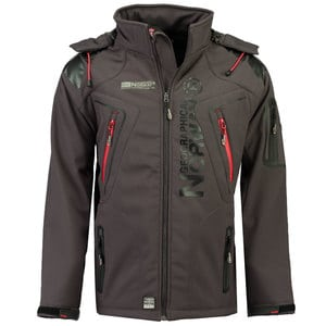 Geographical Norway - TURBO MEN GREY 007 STV