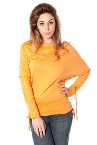KONTATTO KONTATTO 2 - T-Shirt mit langen Ärmeln Frau