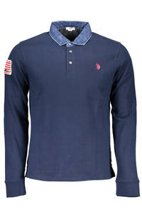 U.S. POLO ASSN. 52422 47773 - Polo Shirt Long Sleeves Men