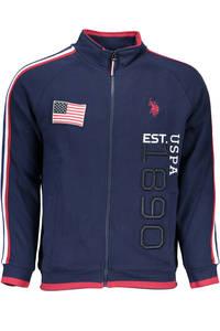 U.S. POLO ASSN. 52525 49151 - Sweatshirt with zip Men