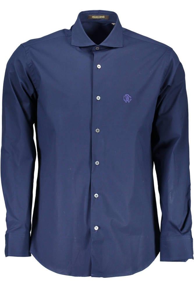 ROBERTO CAVALLI GST703 - Shirt Long Sleeves Men