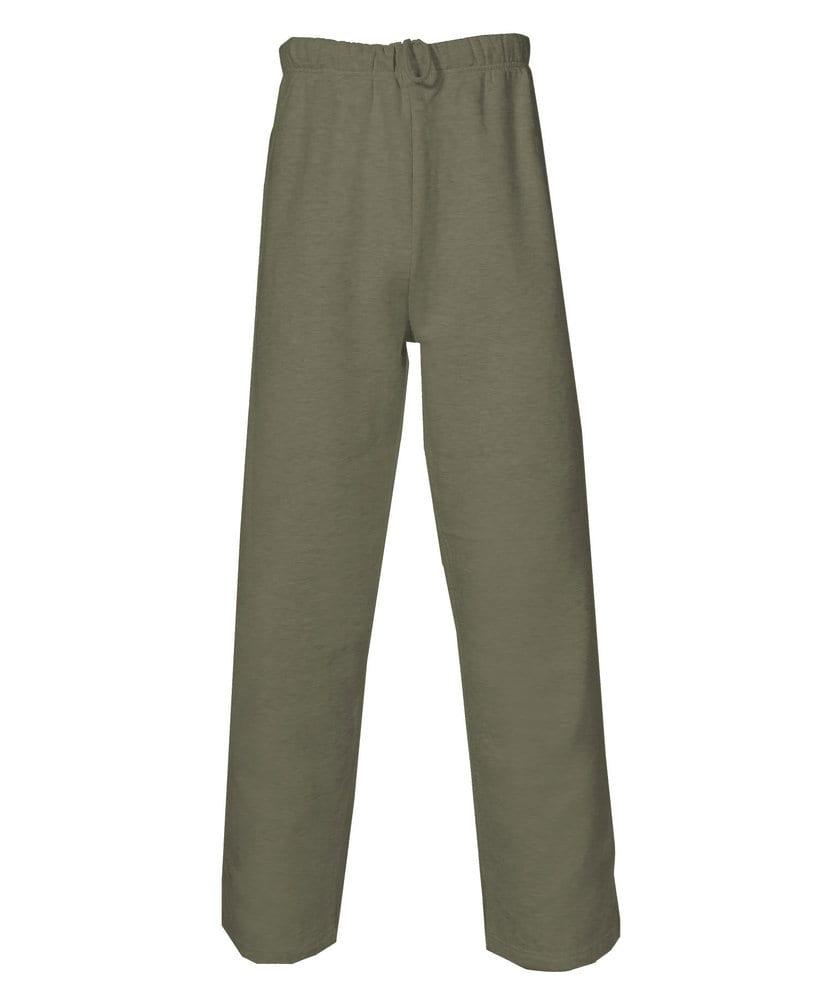 Badger BG1277 - Adult Open Bottom Fleece Pant