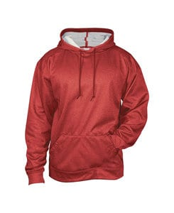 Badger BG1450 - Adult Pro Heather Fleece Hood