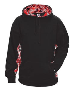 Badger BG1464 - Adult Digital C/B Fleece Hood