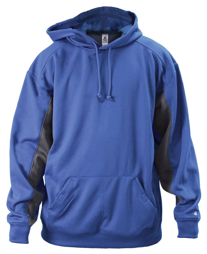 Badger BG1465 - Adult Drive Fleece Hood